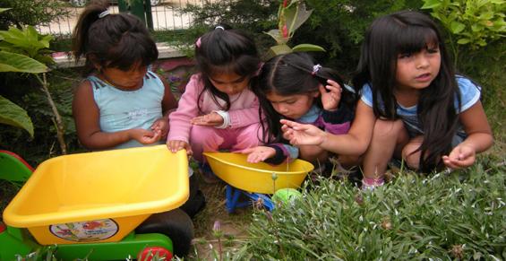 Fundaci n integra dar inicio a programa vacaciones en mi for Jardines integra