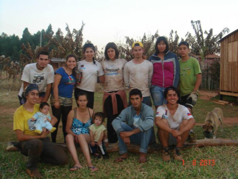Techo-Paraguay