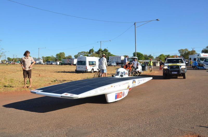 Auto-solar-TERCERDIA