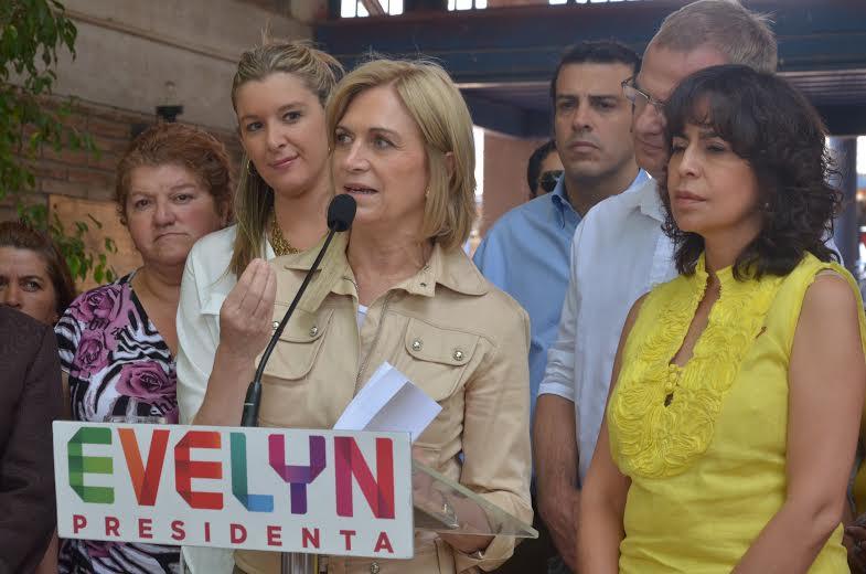 Matthei-campaña