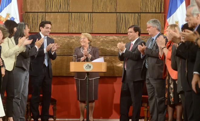 Presidenta-Reforma