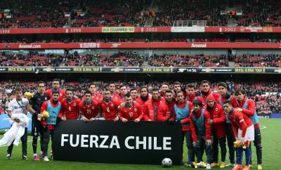 Fuerza-Chile