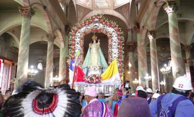 Andacollo-Virgen