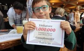 Visitante un millón