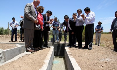 Canal Rumay - Gentileza Gobierno Regional