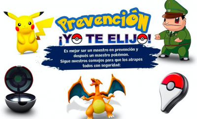 Pokemon-Carabineros