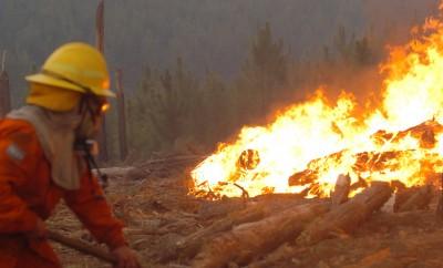 zzzznacg2NOTICIAS ARGENTINAS CORDOBA, SEPTIEMBRE 10: Incendios forestales en la localidad de El Durazno. FOTO NA: Agencia Cordoba zzzz