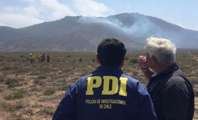 PDI-Incendio