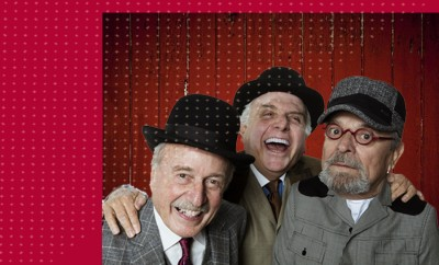 Viejos de mierda