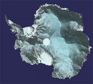Antarctica-3D