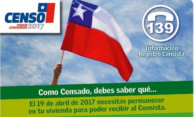 Censo Carabineros