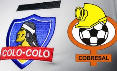 ColoColo - Cobresal