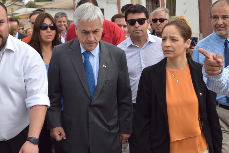 Piñera-Intendenta