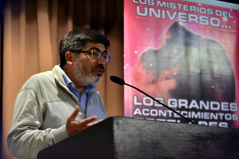 Cristián Riffo, director de La Voz del Norte.cl