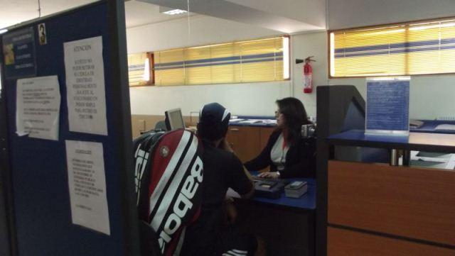 Oficina del registro civil de la serena atender los for Oficina registro civil