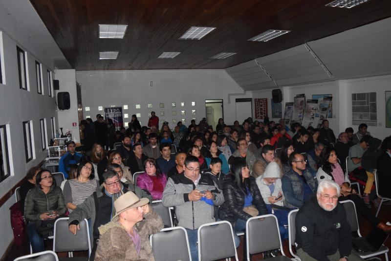 Público en La Serena