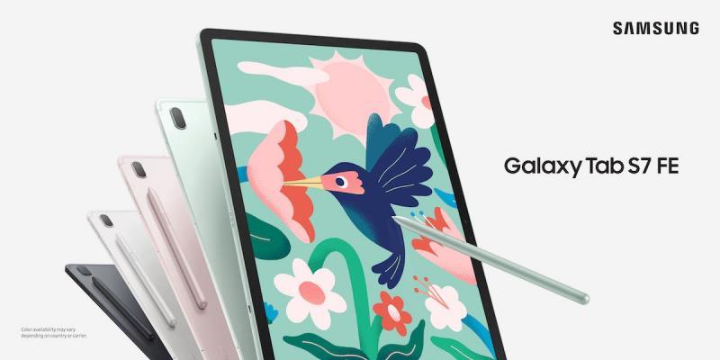 Galaxy Tab S7 FE_Main KV