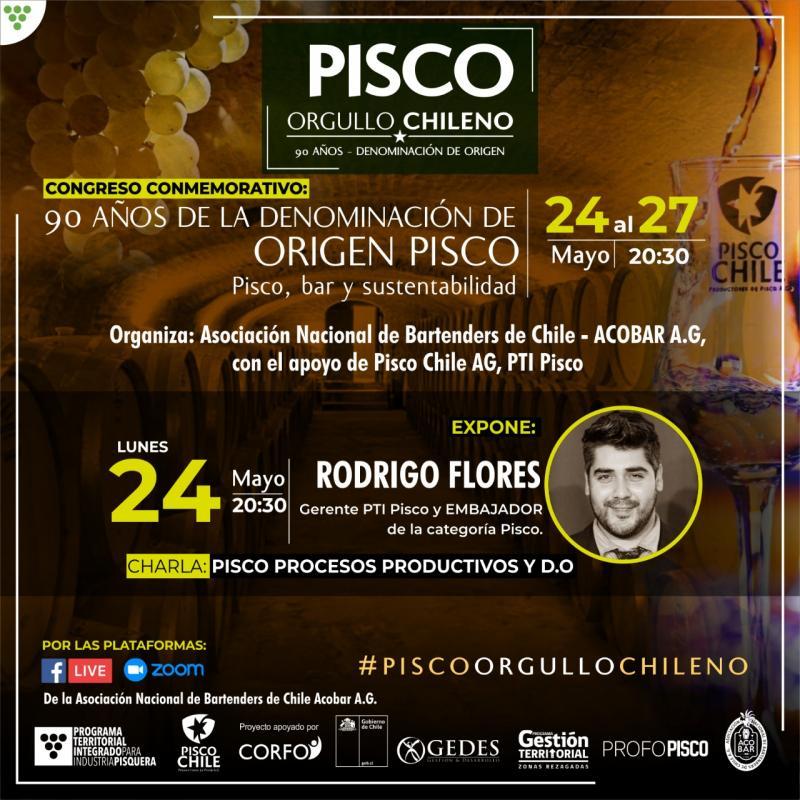 Pisco-Charla 24 mayo