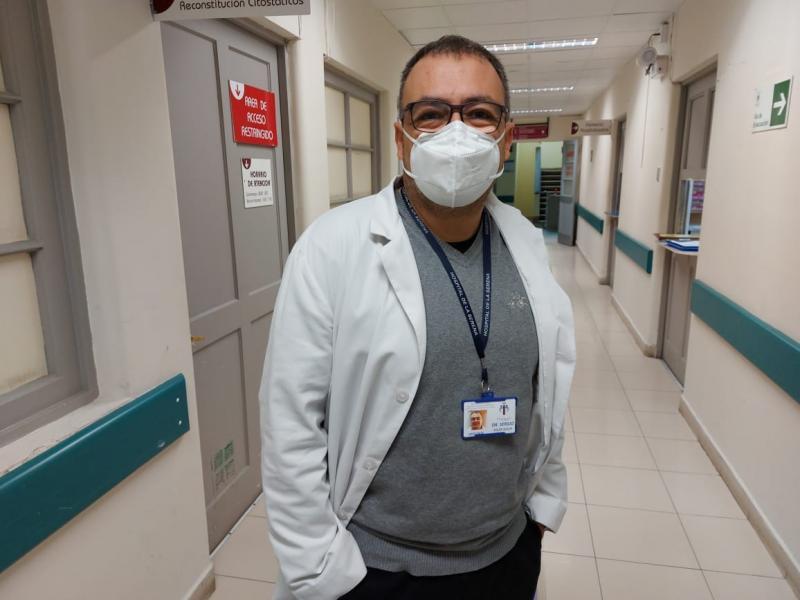 SERGIO SOLER - URÓLOGO HOSPITAL DE LA SERENA