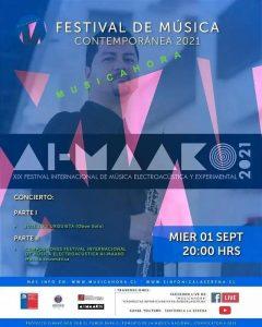 AFICHE Jornada 3 Musicahora