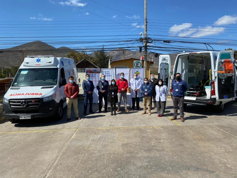 Ambulancias-Illapel-Salamanca